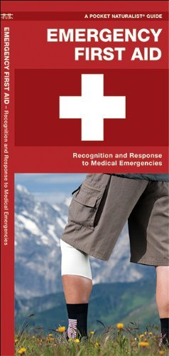 Emergency First Aid: Recognition and Response to Medical Emergencies (Pocket Tutor Series) by James Kavanagh