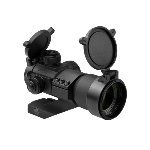 NcSTAR ATRLS TACTICAL RED LASER SIGHT WITH UNIVERSAL TRI-RAIL BARREL MOUNT/BLACK