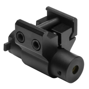 NcSTAR ACPRLS COMPACT RED LASER SIGHT WITH WEAVER MOUNT/BLACK