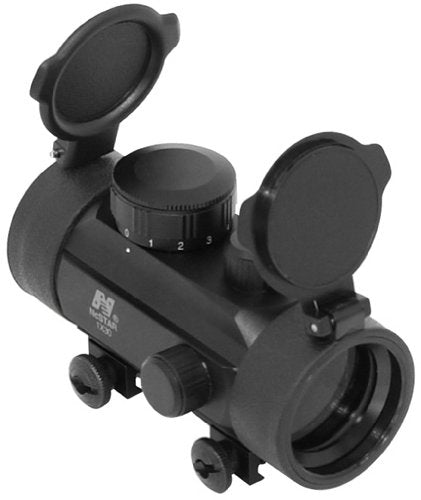 NcSTAR DBB130 1X30 B-STYLE RED DOT SIGHT / WEAVER BASE