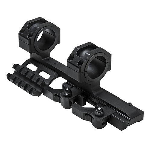 VISM by NcSTAR VMSPRBV2 SPR MODULAR SCOPE QR MOUNT WITH 45 OFFSET RAIL GEN 2