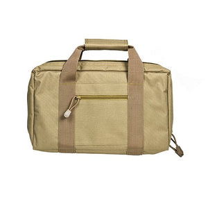 VISM by NcSTAR CPT2903 DISCREET PISTOL CASE/TAN