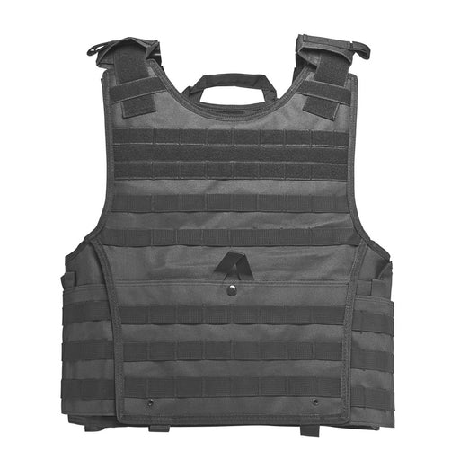 "VISM by NcSTAR CVPCVXL2963U EXPERT PLATE CARRIER VEST (UP TO 11""x14"" ARMOR PLATE POCKET)/EXTRA LARGE/URBAN GRAY"
