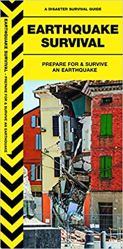 Earthquake Survival: Prepare For & Survive an Earthquake (Disaster Survival Guide)