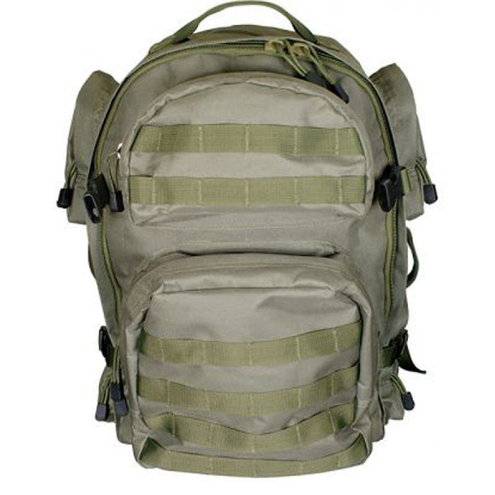 VISM by NcSTAR CBG2911 TACTICAL BACKPACK/GREEN