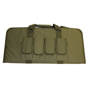"VISM by NcSTAR CVCP2960G-36 CARBINE GUN CASE (36""L X 13""H)/ GREEN"