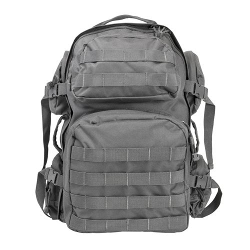 VISM by NcSTAR CBU2911 TACTICAL BACKPACK/URBAN GRAY