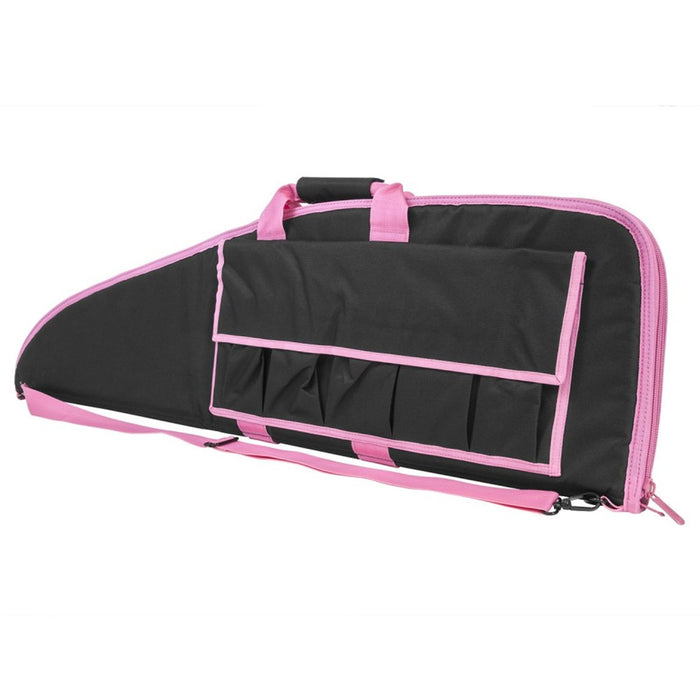 "VISM by NcSTAR CVPK2907-36 PINK TRIM RIFLE CASE 36"" (2907)"