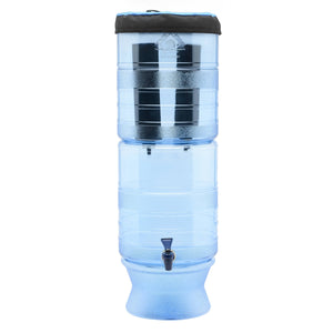 Berkey Light 2.75 Gal. Water Purifier 2 Filters