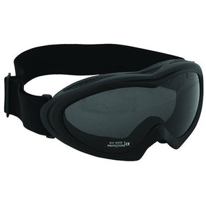 Fox Tactical Sahara Goggle Black Frame