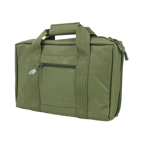 VISM by NcSTAR CPG2903 DISCREET PISTOL CASE/GREEN