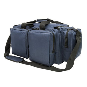 VISM by NcSTAR CVERB2930BL EXPERT RANGE BAG/BLUE WITH BLACK TRIM