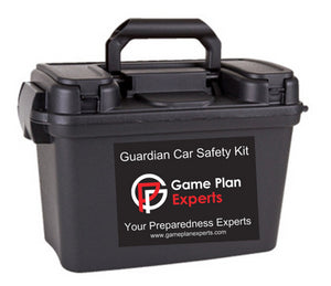 Game Plan Experts Guardian Car Safety Kit