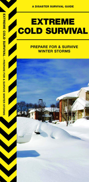 Extreme Cold Survival: Prepare For & Survive Winter Storms (Disaster Survival Guide)