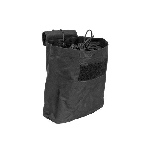 VISM by NcSTAR CVFDP2935B FOLDING DUMP POUCH/BLACK