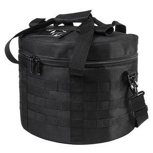 VISM by NcSTAR CLHELBAG2981B RIOT/TACTICAL HELMET BAG - BLACK