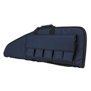 "VISM by NcSTAR CVBL2907-36 GUN CASE (36""L X 13""H)/ BLUE WITH BLACK TRIM"