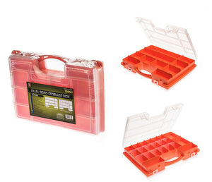 SE 872210PB 32 Compartment Dual Sided Storage Box