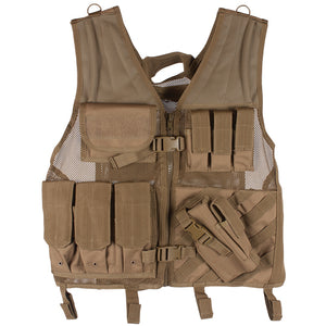 Fox Tactical Big & Tall Assault Cross Draw Vest