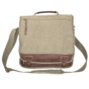 Fox Tactical Classic Euro-Style Messenger Bag