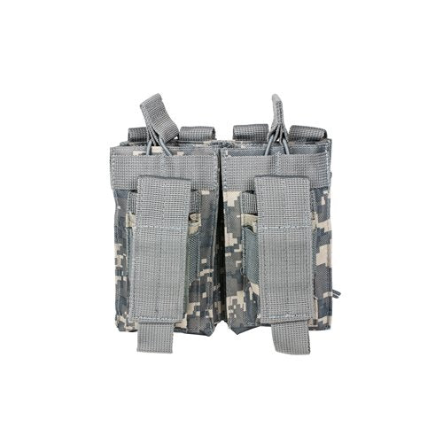 VISM by NcSTAR CVAR2MP2927D AR DOUBLE MAG POUCH/DIGITAL