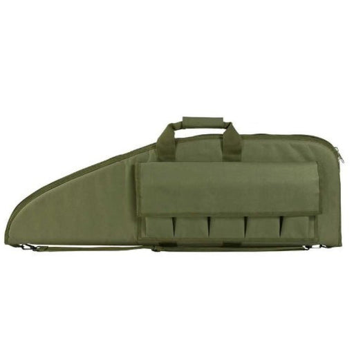 "VISM by NcSTAR CVG2907-42 GUN CASE (42""L X 13""H)/GREEN"