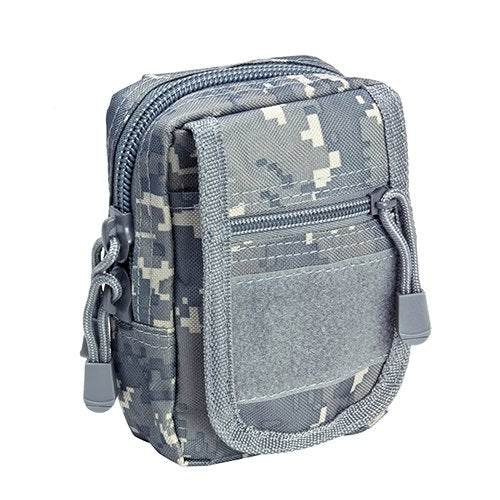 VISM by NcSTAR CVSUP2934D SMALL UTILITY POUCH/DIGITAL CAMO