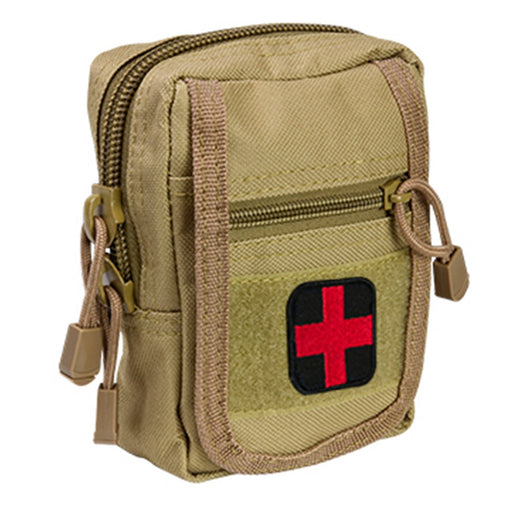 VISM by NcSTAR C1RTK1T-A COMPACT TRAUMA KIT/ LEVEL 1/ TAN