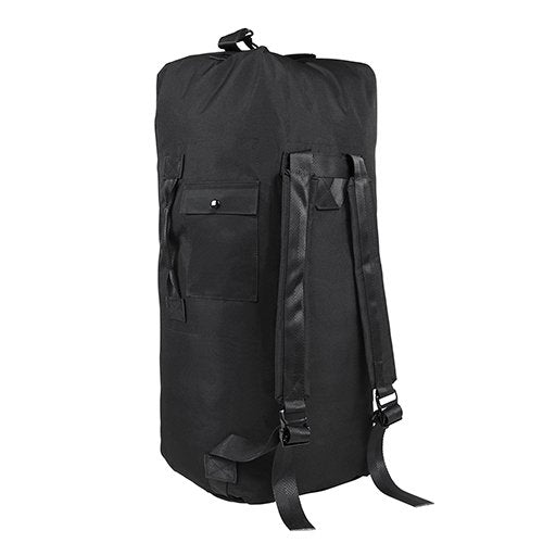 VISM by NcSTAR CVDF2989B LARGE DUFFEL BAG - BLACK