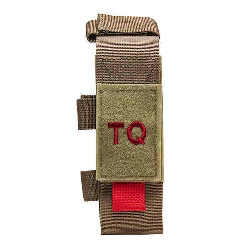 NcStar  CVTQ2990T Tourniquet & Trauma Shear Pouch Tan