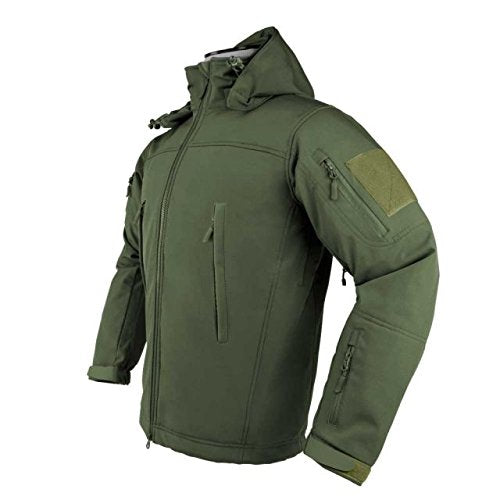 VISM by NcSTAR DELTA ZULU JACKET - GREEN - MEDIUM