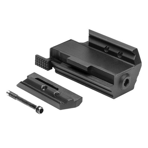 VISM by NcSTAR VMRMRGLK RMR TYPE BASE MOUNT FOR GLOCK REAR