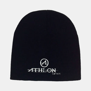 Athlon Optics Logo 1/4 Zip Fleece Black