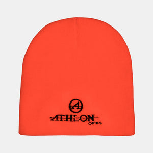 Athlon Optics Logo Beanie Orange