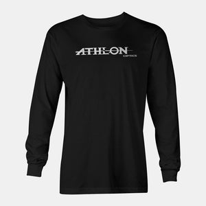 Athlon Optics Logo Long Sleeve T-Shirt Black
