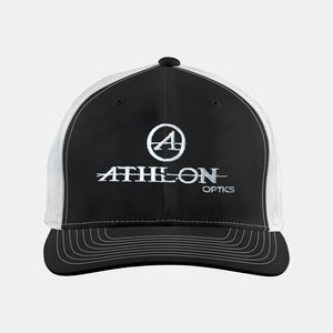 Athlon Optics Logo Trucker Hat Black