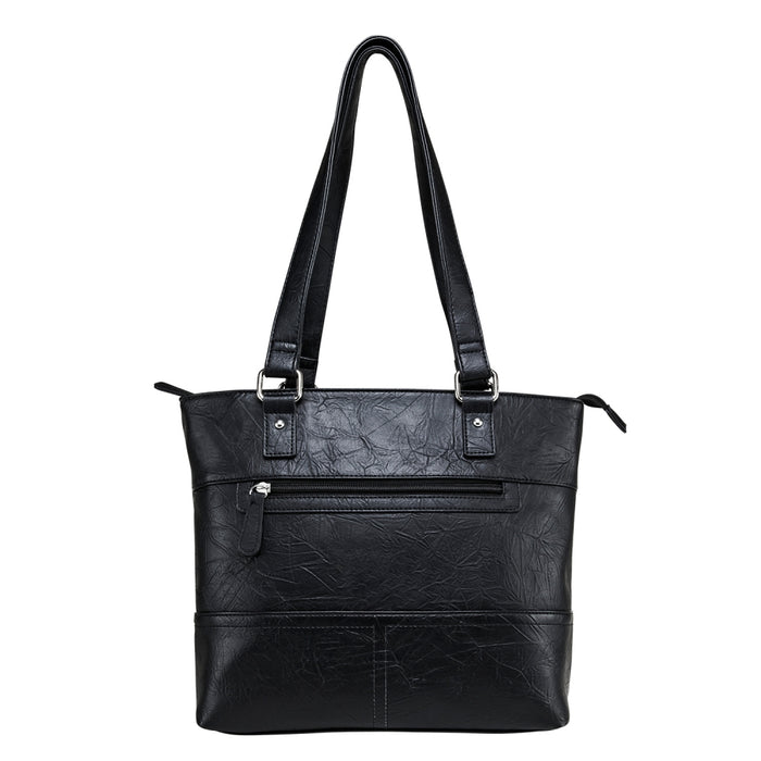 VISM by NcSTAR Concealed Carry Tote Bag BWA001 Tote Bag Black