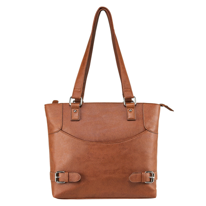 VISM by NcSTAR Concealed Carry BWI003 Satchel Small Brown