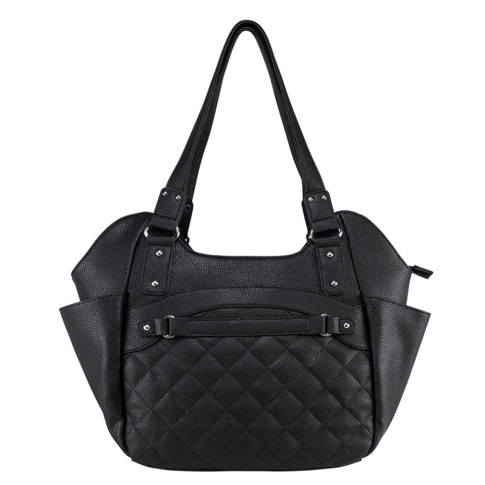 VISM by NcSTAR Concealed Carry BWL001 Quilted Hobo Large Black