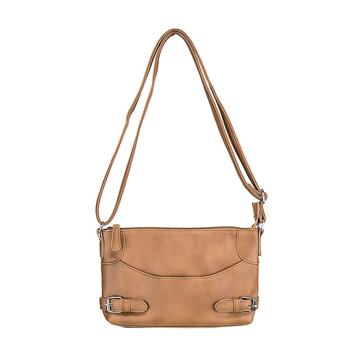 VISM by NcSTAR Concealed Carry BWU002 Crossbody Bag Brown