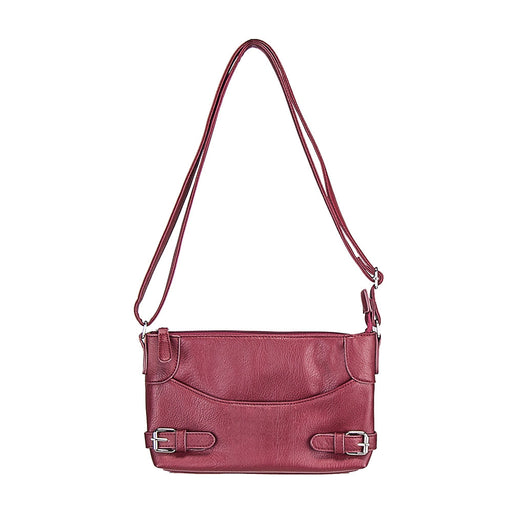 VISM by NcSTAR Concealed Carry BWU003 Crossbody Bag Red