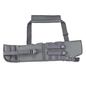 VISM by NcSTAR CVXSCB3016U Tactical Rifle Scabbard SBS AOW Short Barrel SCBD Urban Gray