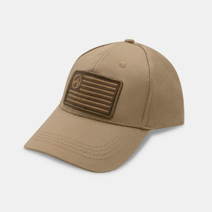 Athlon Optics Logo Patch Hat Tan