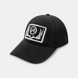 Athlon Optics Logo Patch Hat Black Antler