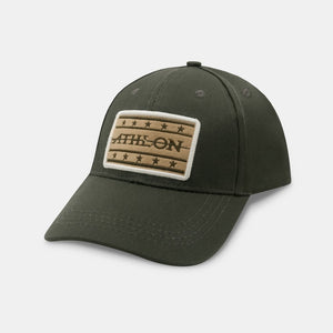 Athlon Optics Logo Patch Hat Green