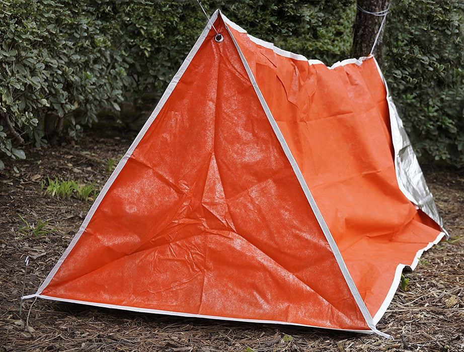SE ET3683 Heavy Duty Aluminum Coated Interior Emergency Tube Tent