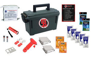 GPS Survival Guardian Car Emergency Survival Kit