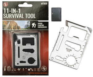 SE MT908 11-in-1 Multi-Functional Survival Tool