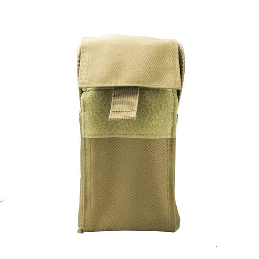 VISM Molle 25 Shotshell Carrier Pouch Tan