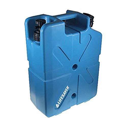 LifeSaver Jerrycan 10000UF 5 Gallon FREE SHIPPING